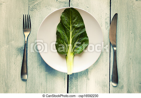 cibo sano - csp16592230