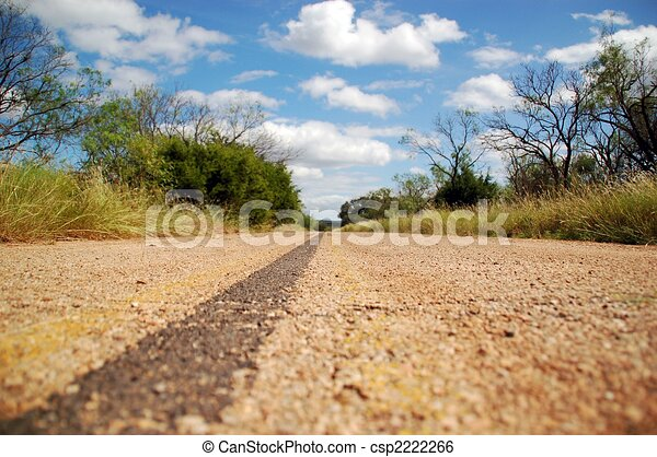 Cerca de la carretera - csp2222266