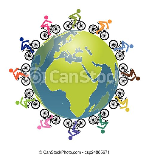 ciclismo - csp24885671