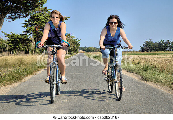ciclismo, lazer - csp0828167
