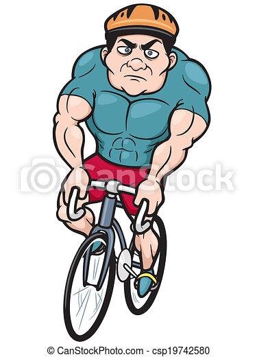 ciclista - csp19742580