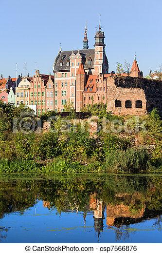 cidade, gdansk - csp7566876