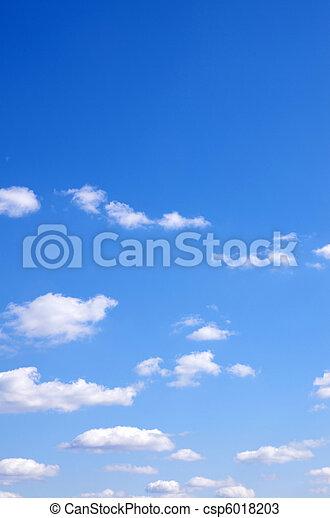 cielo azul - csp6018203
