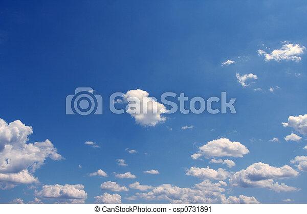 cielo azul - csp0731891