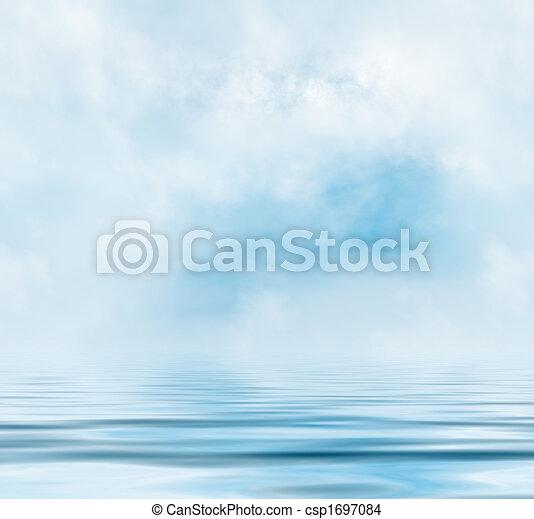 cielo blu - csp1697084