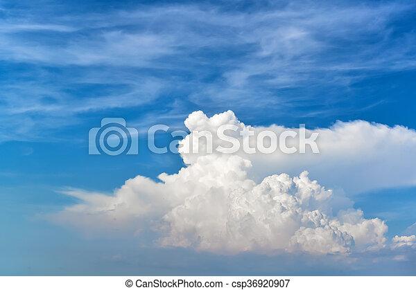 cielo, fondo - csp36920907