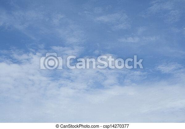 cielo, fondo - csp14270377