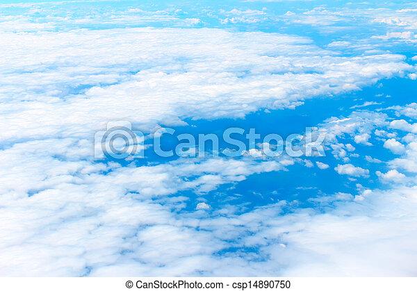 cielo, nuvoloso - csp14890750
