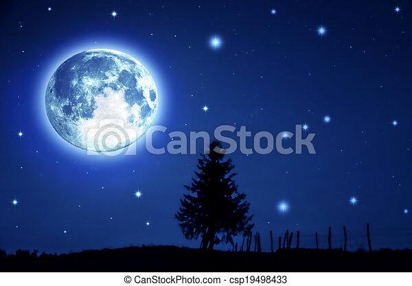 Cielo Stellato Luna