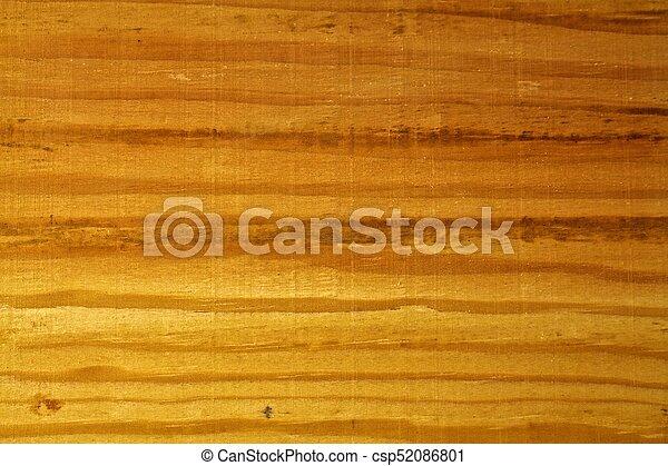 Cerca de granos de madera a bordo - csp52086801