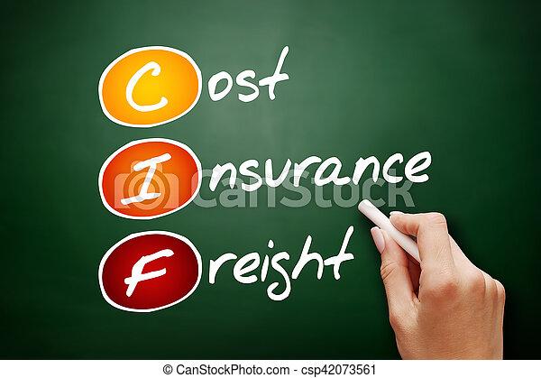 Un seguro de carga a mano - csp42073561