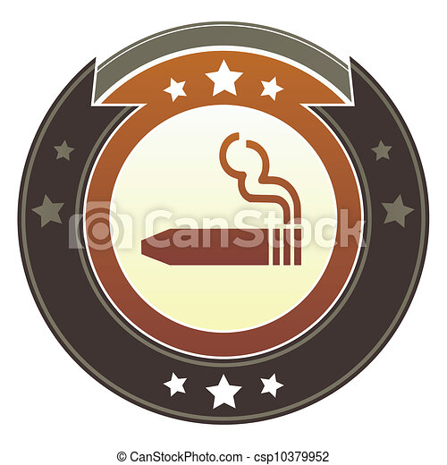 Cigar imperial button - csp10379952