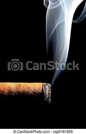 cigar smoke - csp0161609