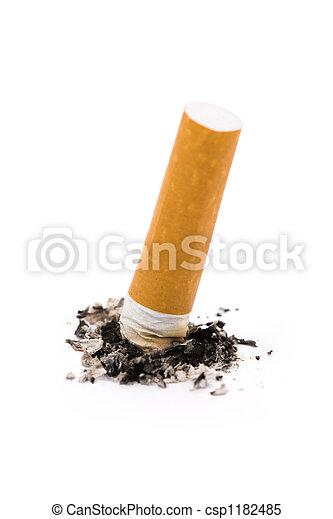 Cigarette Butt - csp1182485