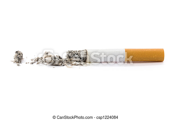 Cigarette Butt - csp1224084