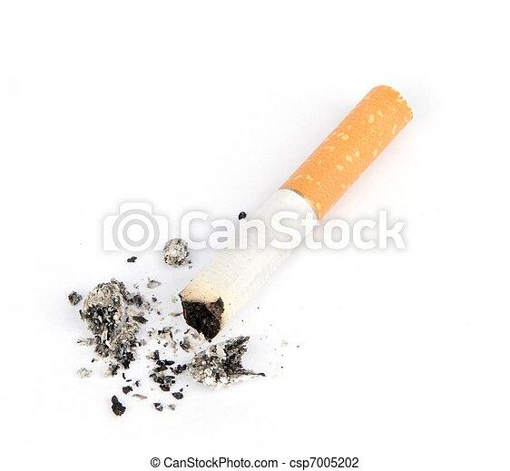 cigarette butt - csp7005202