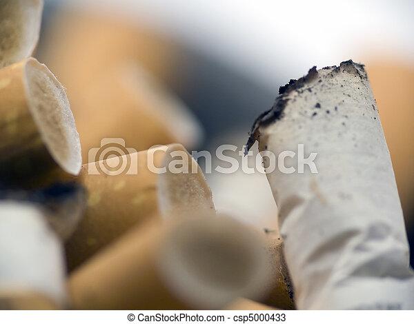 Cigarette Butts - csp5000433
