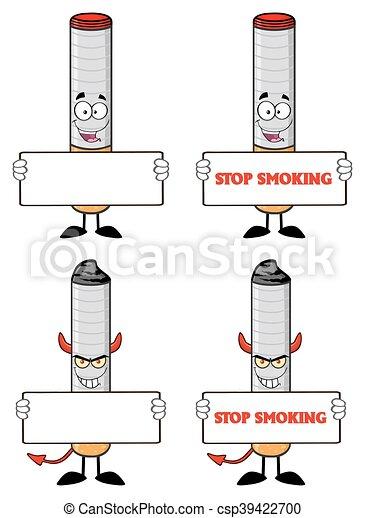 Cigarette Collection Set - 1 - csp39422700