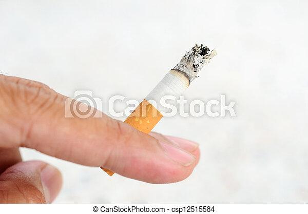 Cigarette - csp12515584