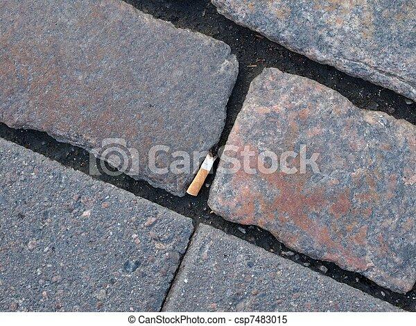 Cigarette - csp7483015