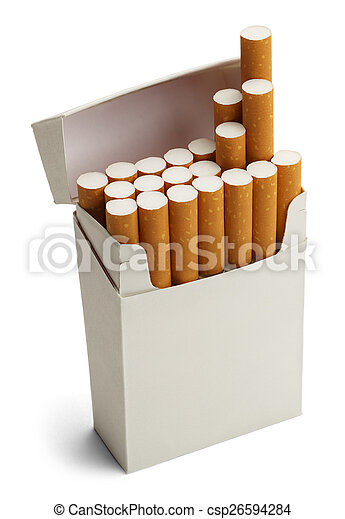 Cigarettes - csp26594284
