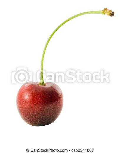 ciliegia, singolo - csp0341887