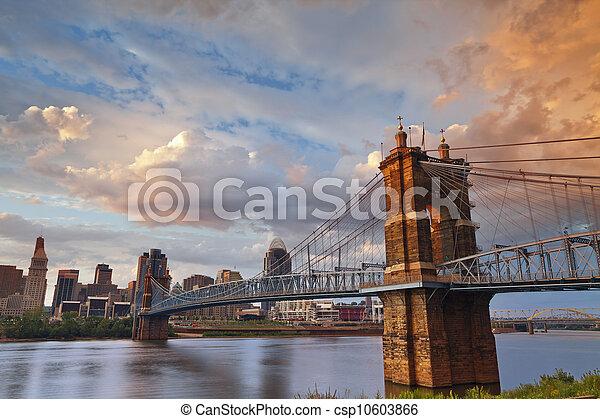 Cincinnati. - csp10603866