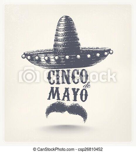 Cinco De Mayo - csp26810452