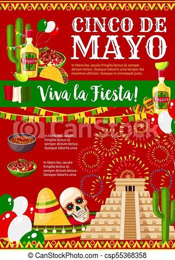 Cinco de mayo mexican vector greeting card cinco de mayo greeting cinco de mayo mexican vector greeting card m4hsunfo