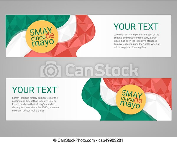 Cinco de mayo poster greeting card mexican holiday cinco de mayo greeting card mexican holiday csp49983281 m4hsunfo