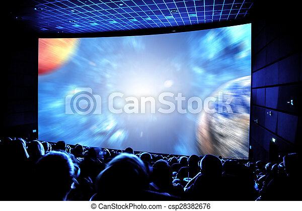 cinema. - csp28382676