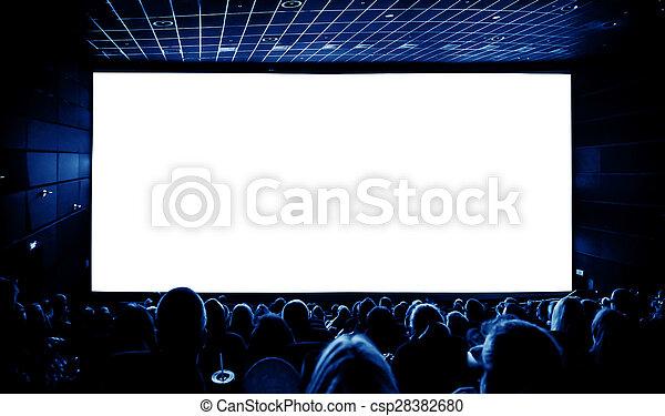 cinema. - csp28382680