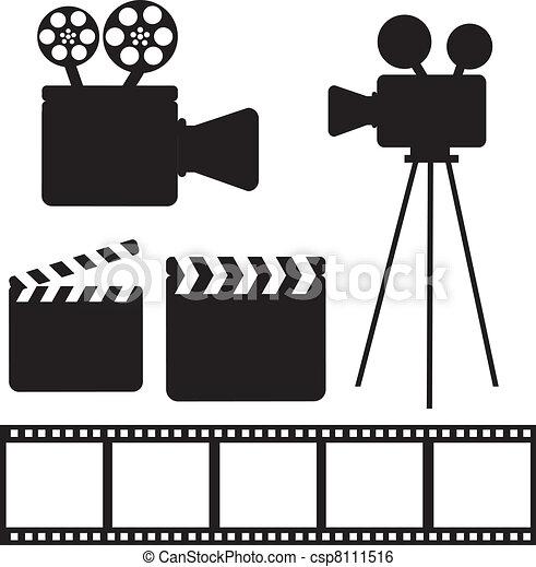 cinema elements - csp8111516