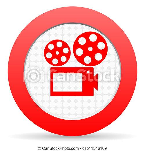 cinema icon - csp11546109