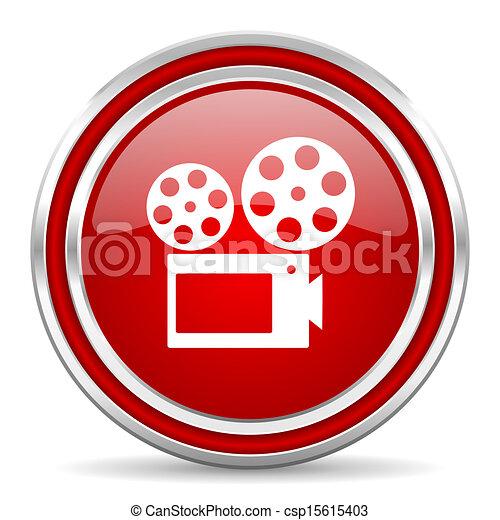 cinema icon - csp15615403