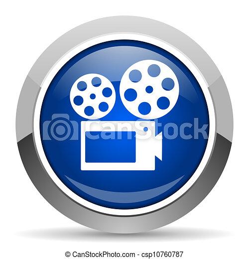 cinema icon - csp10760787