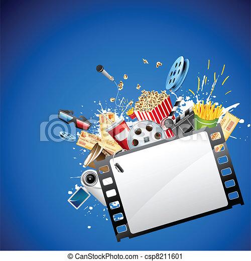 Cinema - csp8211601