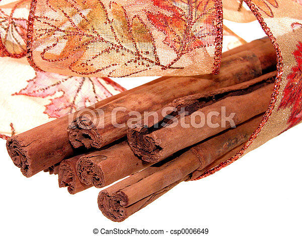 Cinnamon in Ribbon - csp0006649