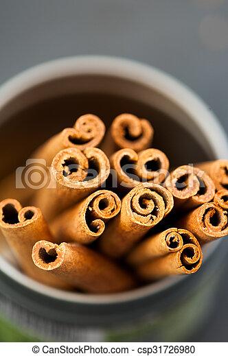 Cinnamon - csp31726980