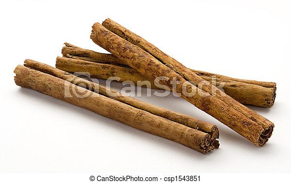 Cinnamon Sticks - csp1543851