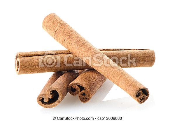 Cinnamon sticks - csp13609880
