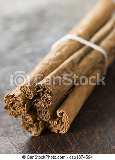 Cinnamon Sticks - csp1874594