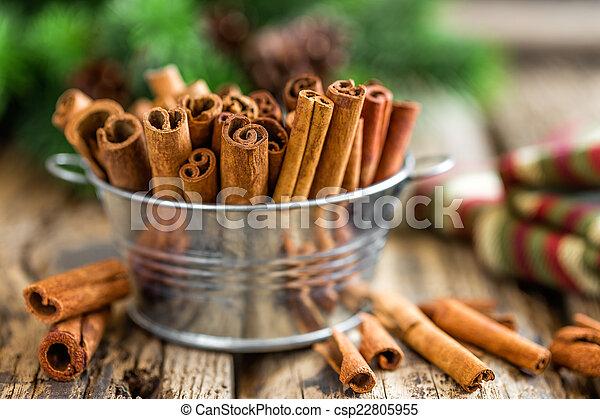 Cinnamon - csp22805955
