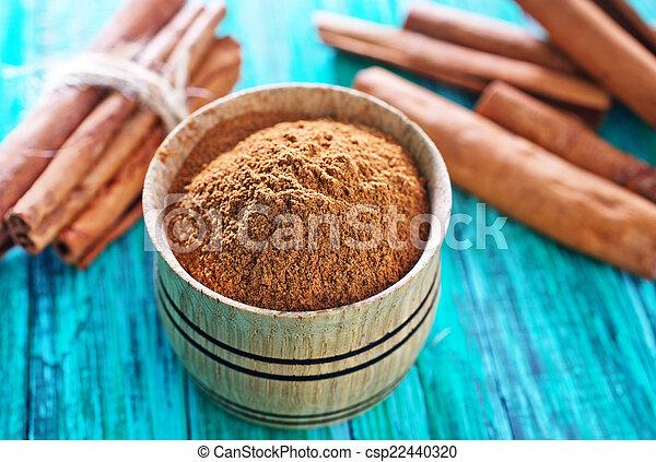 cinnamon - csp22440320