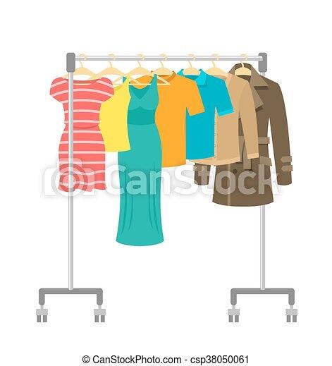 Fashion Concept Vetement Femme
