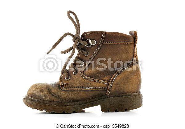 cipő, gyermek - csp13549828