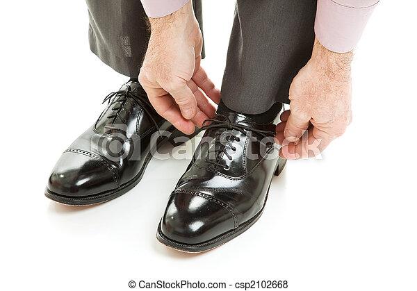 cipők, drága, mens - csp2102668