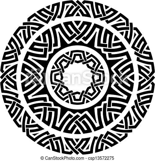 circle frame - csp13572275