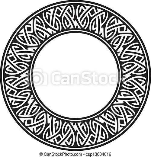 circle frame - csp13604016
