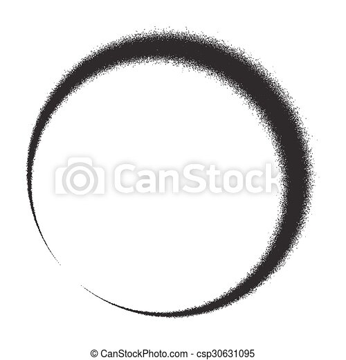 circle grunge circle distress dusty overlay texture for your design
